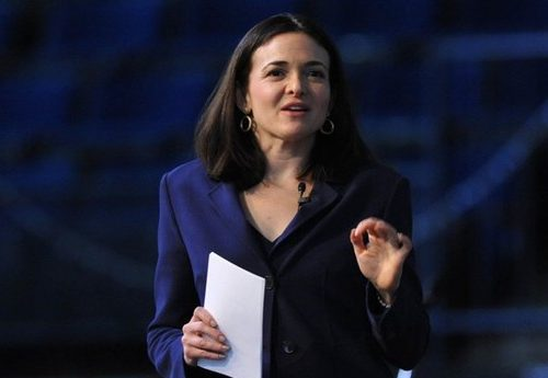 Sheryl Sandberg, Chief Operating Officer do Facebook (Foto: Reprodução Facebook)
