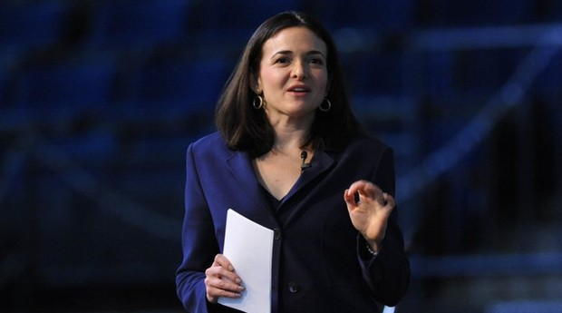Sheryl Sandberg, Chief Operating Officer do Facebook (Foto: Reprodução Facebook)