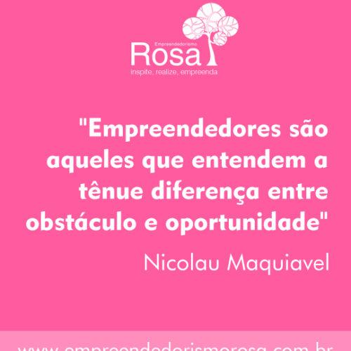 Fonte da Imagem: Empreendedorismo Rosa